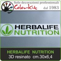 Herbalife Nutrition cm 30x6,5 3D
