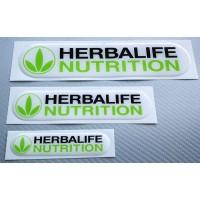 Herbalife Nutrition etichetta 3D cm.10