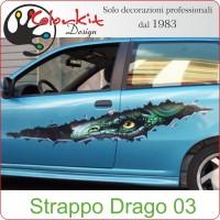 Strappo Drago 03