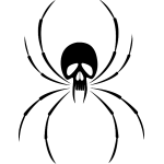 Ragno 05 (varie misure)