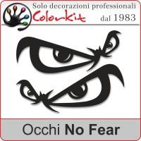 Occhi No Fear (varie misure)