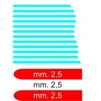 Filetti 02 - mm.2,5
