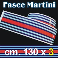 Striscia Martini cm. 130x3