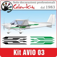 Kit Avio 03 (2 colori)