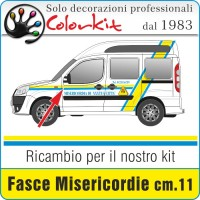 Fasce Misericordia cm.11