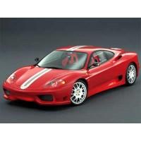 Striscia stile Ferrari Challenge