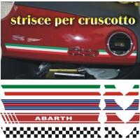Striscia per cruscotto Fiat 500