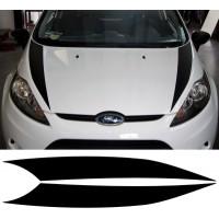 Strisce per cofano Ford Fiesta 2008