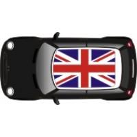 Bandiera Inglese per tetto Mini Cooper 12