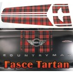 Kit fasce Tartan Scozzese per Mini Countryman