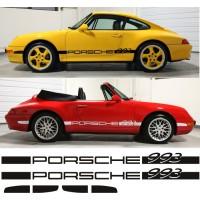 Sottoporta Porsche 993