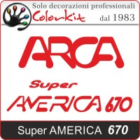 Arca Super America 670