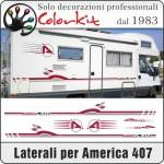 Laterali Arca America 407