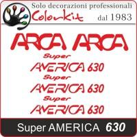 Arca Super America 630