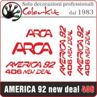 Arca America 92 406 New deal