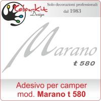 Adesivo Marano t 580 Burstner
