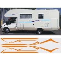 Adesivi camper Kit 01