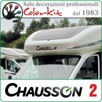 Adesivo Chausson 2(varie misure)