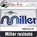 Miller adesivo resinato mansarda