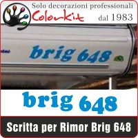 Adesivo Brig 648