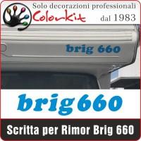 Adesivo Brig 660