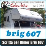 Adesivo Brig 607
