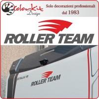 Adesivo per camper Roller Team