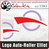 Adesivo Auto-Roller Elliot