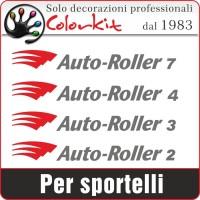 Adesivo Auto-Roller (2 pezzi)