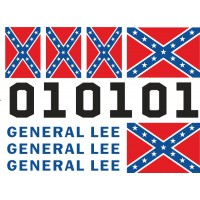 Mini Kit Generale Lee