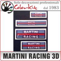 Martini Racing 3D cm.10x1,5