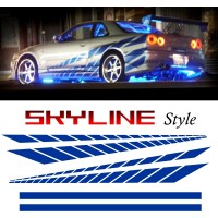 Skyline kit Fast and furious