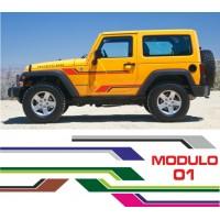 Modulo-01 due colori