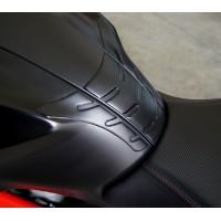Paraserbatoio Nero Opaco per Ducati Monster