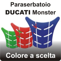 Paraserbatoio Ducati Monster