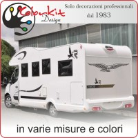 Aquila Moto Guzzi (varie misure)
