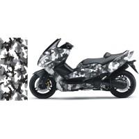 Kit Camo Completo per Yamaha Tmax 2008-2011