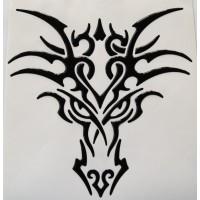 Drago 11 cm. 18,5x18,5 3D