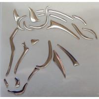 Cavallo 0230 cm 11x10 3D