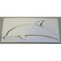 Delfino 02 cm 15x6 3D