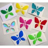 Farfalla cm.4,5x4 3D