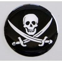 Pirata Tondo cm 3 3D