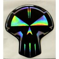 Punisher cm 3,5x4 3D