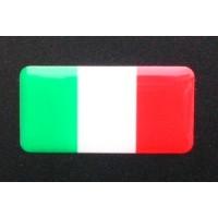 Bandiera Italia 3D cm 3x1,5
