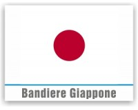 Bandiere Giappone