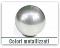 Colori metallizzati