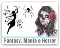 Fantasy Magia Horror