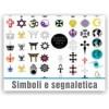 Simboli e segnaletica