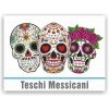 Teschi messicani e Santa Muerte