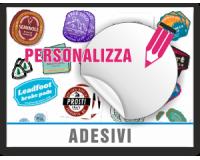 Personalizza adesivi